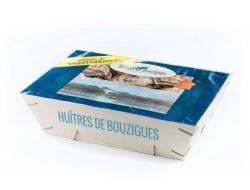Huîtres de Bouzigues...