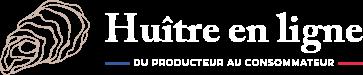 Huître en ligne Expedition directe du producteur